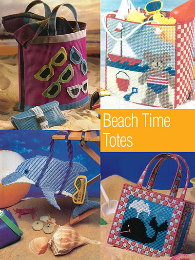 Beach Time Totes