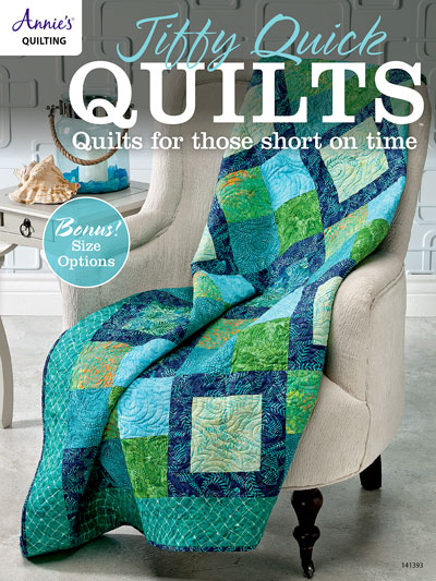 Jiffy Quick Quilt Patterns Quilts to make in a short amount of time