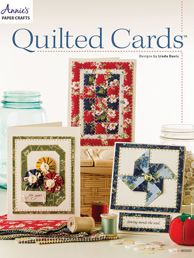 Card Making Paper Crafts Quilted Cards