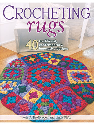Try your hand at making waves, crocheting a daisy, making shag rug, adding felt to your design, making yarn from pot holder loops, embroidering on your crochet and many more techniques and exciting designs. This wonderful book includes 40 traditional, contemporary and innovative projects. Designs are made using worsted-, chunky- and super chunky-weight yarns.
