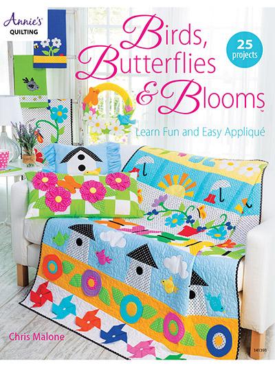 Birds, Butterflies<br /> & Blooms
