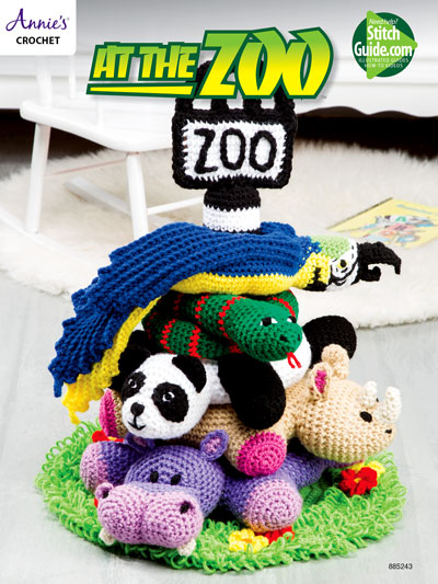Crochet Zoo Animal Patterns