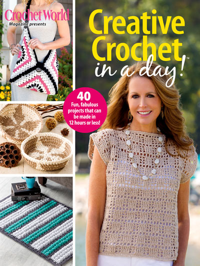 Creative Crochet in<br /> a Day!