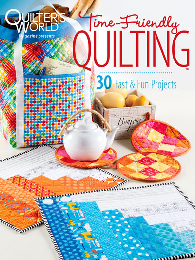 Time-Friendly Quilting