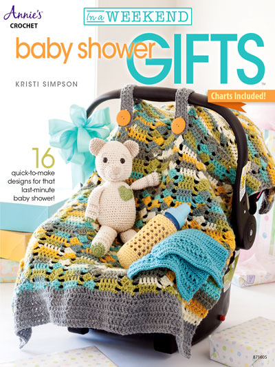 Baby shower gifts to crochet in a weekend easy baby gift ideas