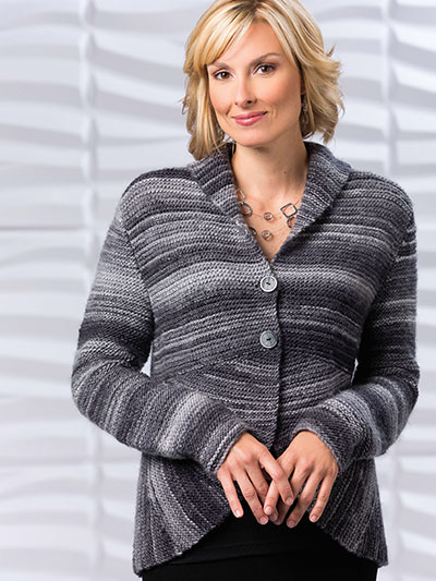 Cardigan Jacket Knit Patterns Simple Yet Stunning Cardi Knit Pattern