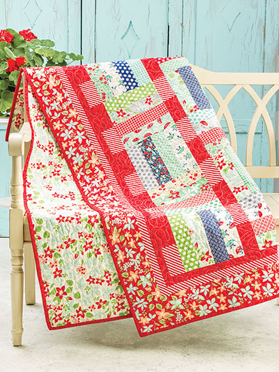 Jelly Roll Quilt Patterns EXCLUSIVELY ANNIE'S QUILT DESIGNS Jelly New Jelly Roll Quilt Patterns