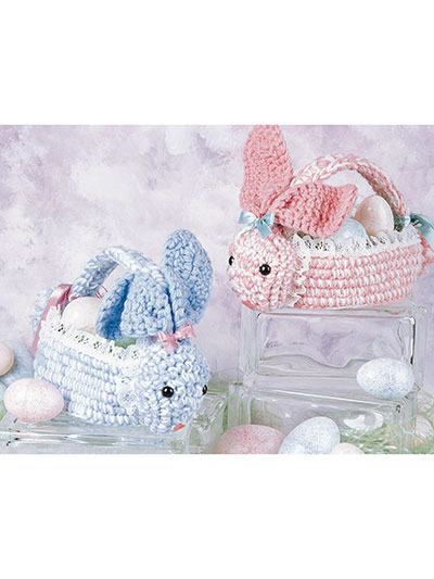 Bunny Baskets Crochet