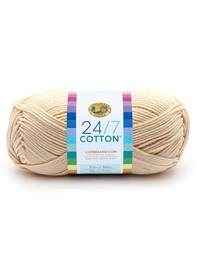 Lion Brand® Yarn 24/7 Cotton