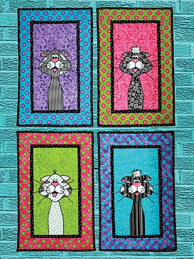 Wall Quilt Patterns - Quilted Wall Hanging Patterns : quilted wall hangings - Adamdwight.com