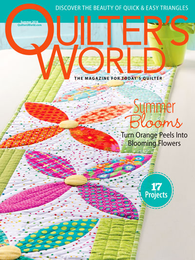 Quilter's World Summer 2016