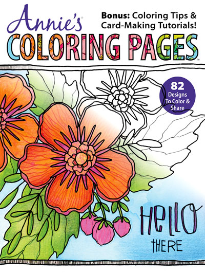 Color Away Your Stress With This Fun And Uplifting Coloring Book