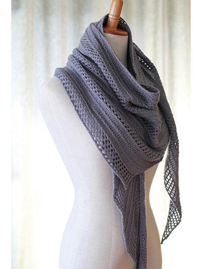 Caprius Shawl Knit Pattern