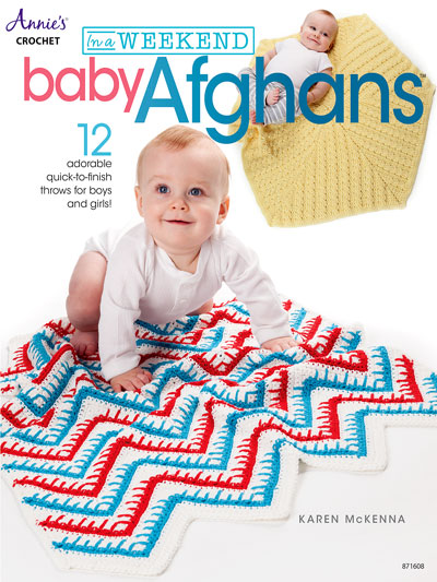 In a Weekend: Baby Afghans