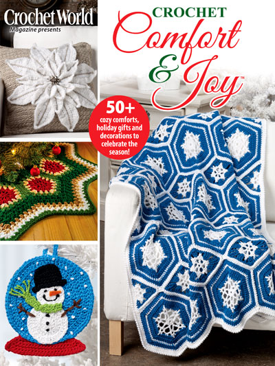 Crochet patterns for Christmas