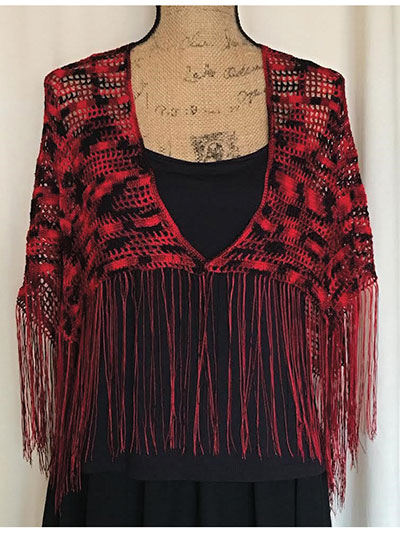 Crochet Shawl Wrap Patterns To Download Page 4