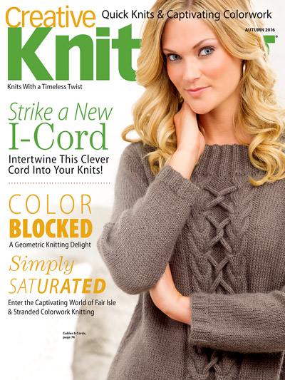Creative Knitting Patterns for Fall
