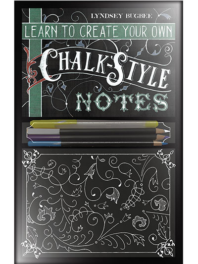 Learn to Make Your Own Chalk Style Notes