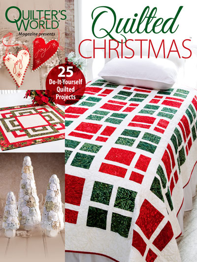 Christmas Winter Quilt Patterns Quilted Christmas
