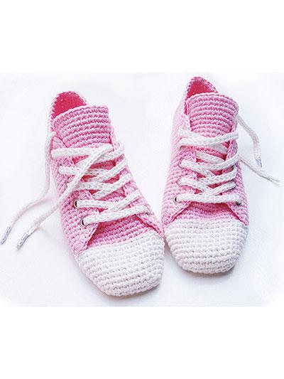 Sneaker Classics Crochet Pattern