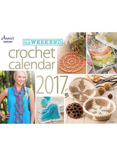 2017 crochet calendar download