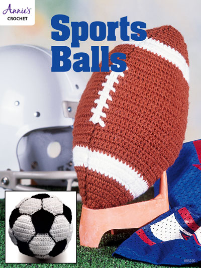 New Crochet Patterns Sports Balls Crochet Pattern