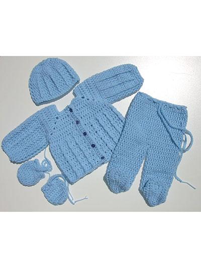 Crochet Baby Kids Downloads Braydon Baby Boy Crochet Pattern Set