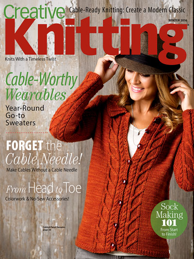 Download knitting patterns for winter 2016