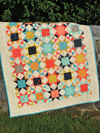 Desert Star Quilt Pattern Impressive Quilt Patterns