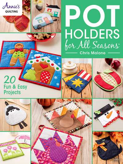Pot Holders<br /> for All Seasons