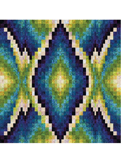 Bargello Quilt Patterns - Bargello Quilt Downloads - Page 1