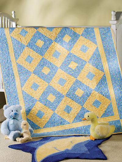 Grandmas Joy Quilt Pattern