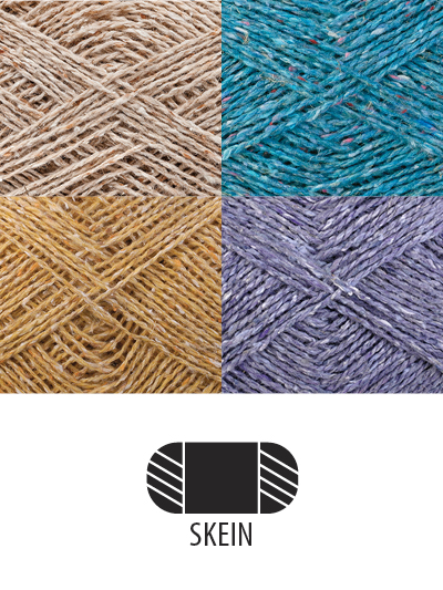 sport weight yarn - berroco® remix® light