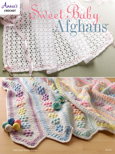 Baby Kids Crochet Blanket Patterns Sweet Baby Afghans Crochet