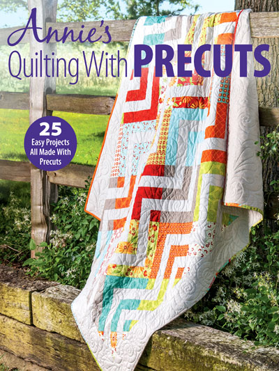 New Quilt Patterns - Quilting With Precuts : quilting precuts - Adamdwight.com