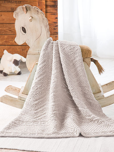 Blankie for baby