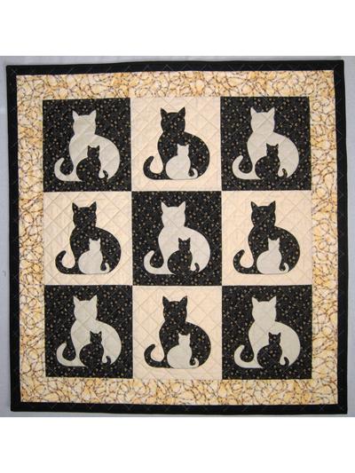 New Quilt Patterns Sidekick Cat Quilt Pattern Impressive Quilt Patterns