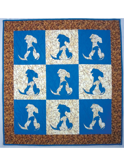 Animal Quilt Patterns Sidekick 66060 Puppy Dog Quilt Pattern Interesting Dog Quilt Patterns