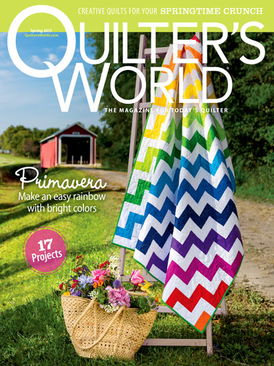 Quilter's World Spring 2017
