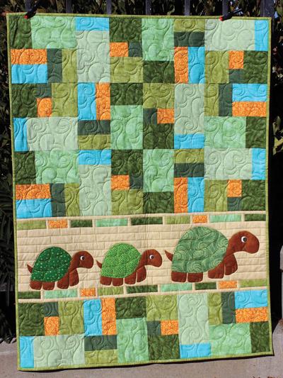 Applique Baby Kids Quilt Patterns Page 3