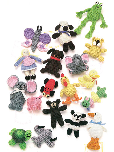 New Crochet Patterns Huggable Amigurumi