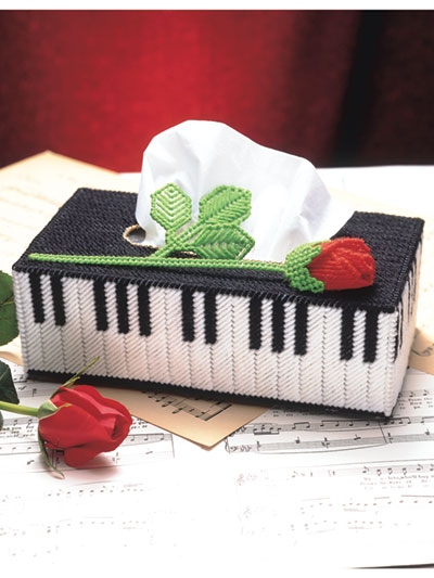 rose melody tissue cover