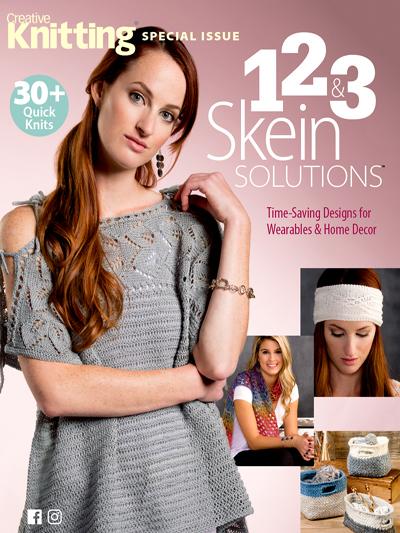 1, 2 & 3<br /> Skein Solutions