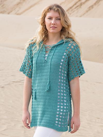 Miramar Tee Crochet Pattern
