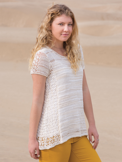 Top and Pullover Knitting Patterns - ANNIE'S SIGNATURE ...