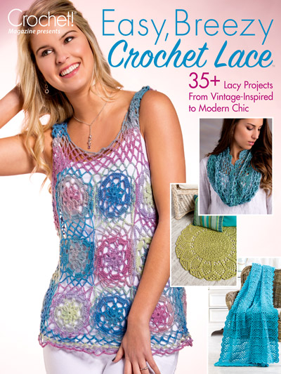 Easy, Breezy Crochet Lace Summer Crochet Patterns