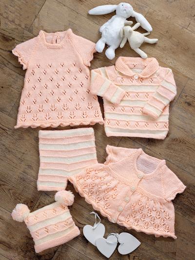 Baby Knit Set