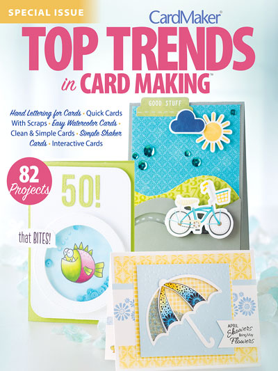 Top Trends in<br /> Card Making