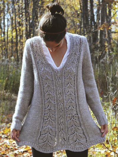 Meara Tunic Knit Pattern
