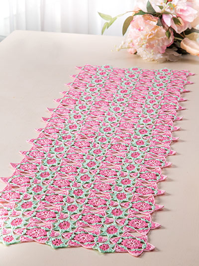 Free Anchor Crochet Pattern Doilies Table Runner : Crochet Doilies - Crochet Doily Patterns - Page 1
